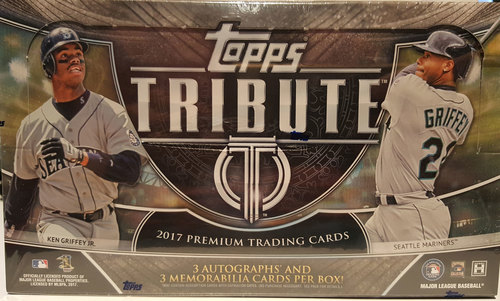 Photo of 2017 Topps Tribute Baseball