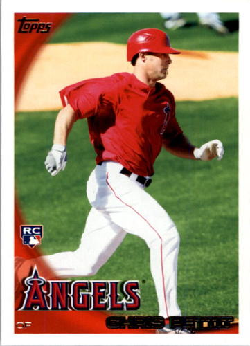 Photo of 2010 Topps #228 Chris Pettit RC