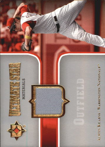 Photo of 2007 Ultimate Collection Ultimate Star Materials #AK Austin Kearns