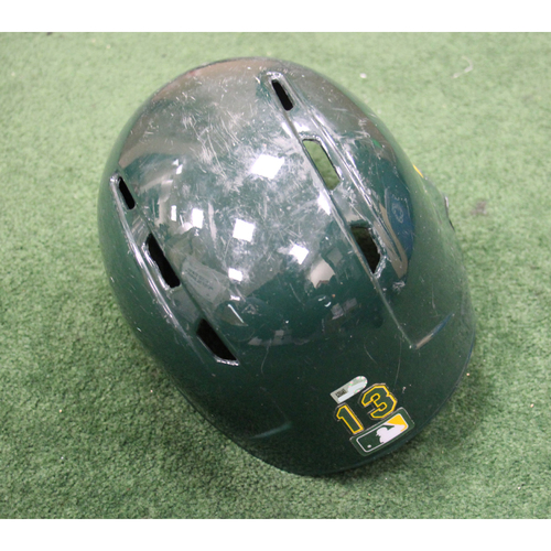 Photo of Matt Olson Team-Issued Batting Helmet