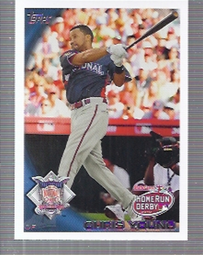 Photo of 2010 Topps Update #US38 Chris Young