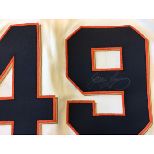 Photo of GCF MLB Playoff Auction: Javier Lopez Autographed Jersey