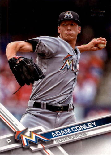 Photo of 2017 Topps #163 Adam Conley