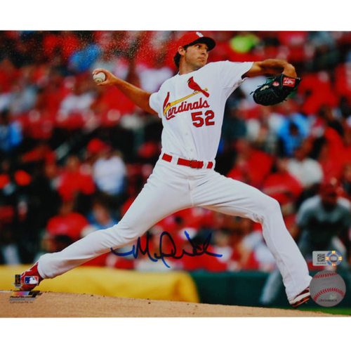 Cardinals Authentics: Michael Wacha Autographed Photo