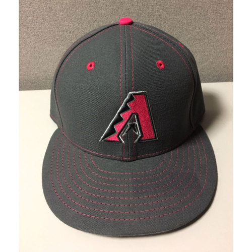 Photo of Zack Greinke Game-Used Mother's Day Cap