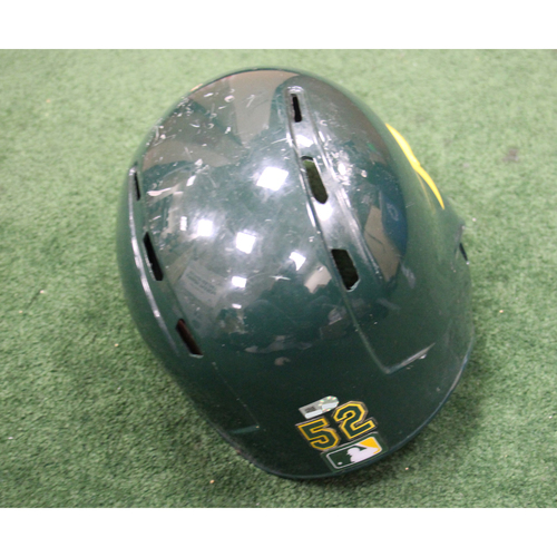 Photo of Joey Wendell Team-Issued Batting Helmet