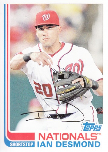 Photo of 2013 Topps Archives #93 Ian Desmond