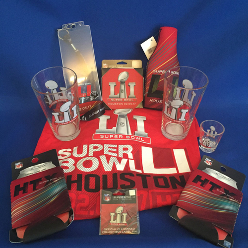 Photo of UMPS CARE AUCTION: Super Bowl LI Gift Pack