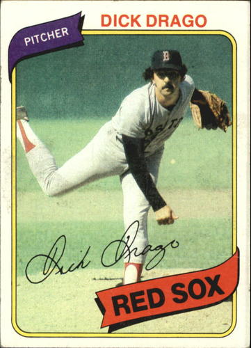 Photo of 1980 Topps #271 Dick Drago DP