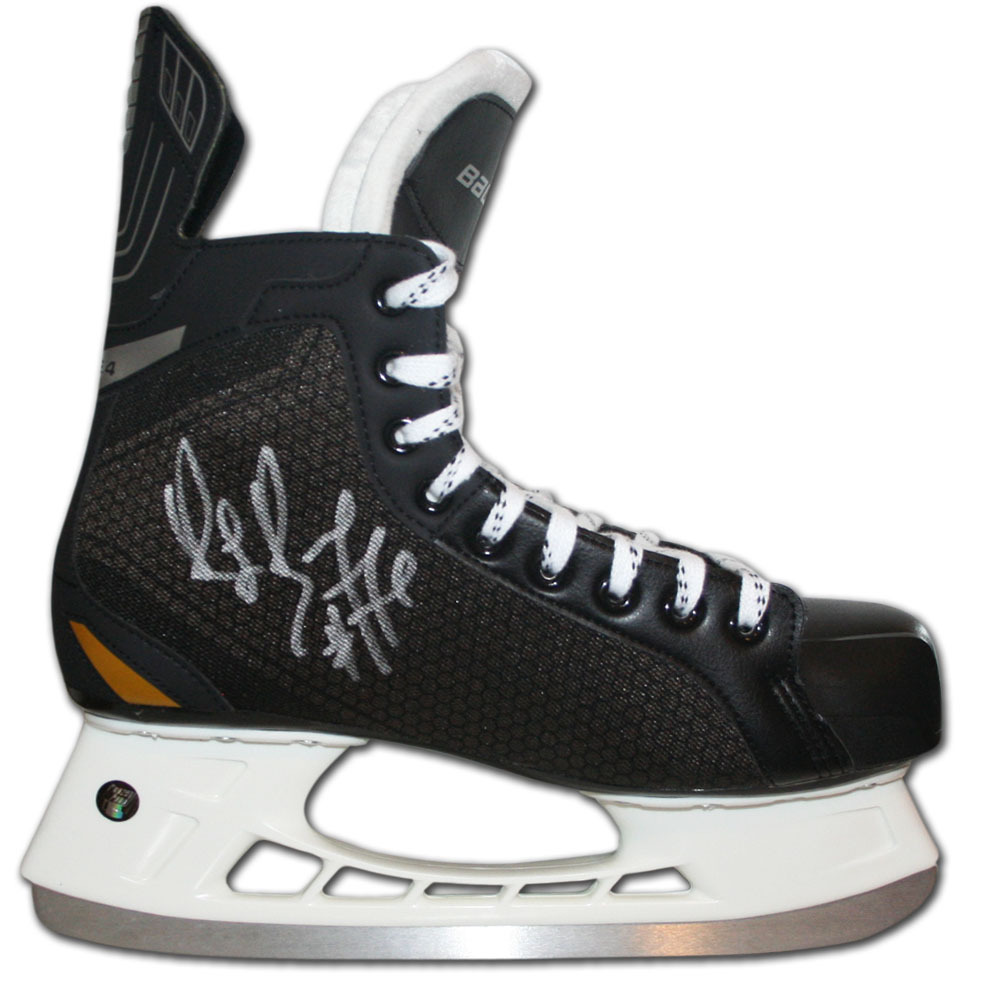 Ray Bourque Autographed Bauer Hockey Skate (Boston Bruins)