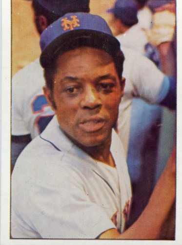 Photo of 1975 SSPC 42 #35 Willie Mays