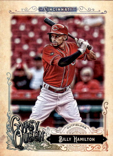 Photo of 2017 Topps Gypsy Queen #208 Billy Hamilton
