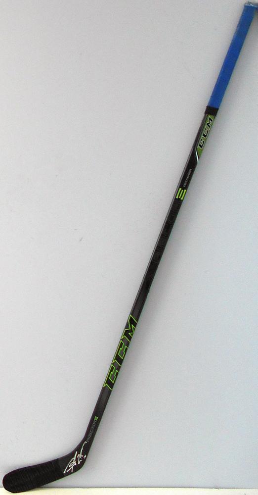 #14 JustinWilliams Game Used Stick - Autographed -  Washington Capitals