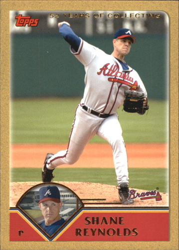 Photo of 2003 Topps Traded Gold #T92 Shane Reynolds