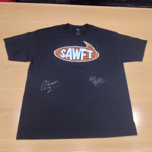 Enzo & Cassady SIGNED Authentic T-Shirt
