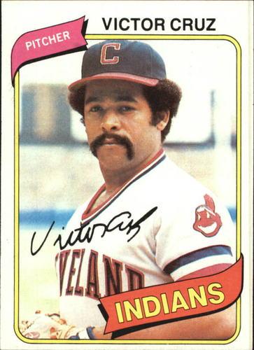 Photo of 1980 Topps #99 Victor Cruz