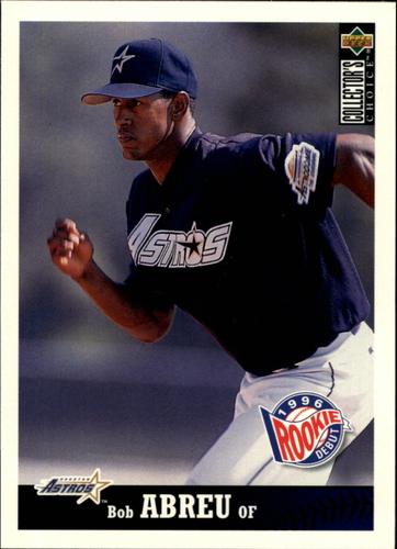 Photo of 1997 Collector's Choice #120 Bob Abreu