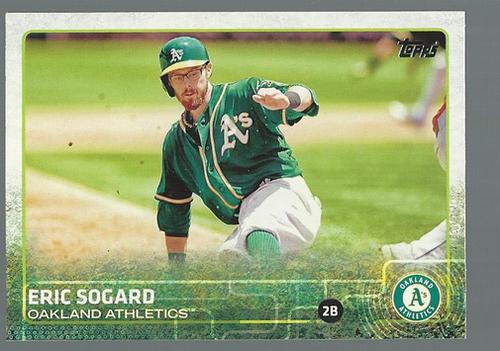 Photo of 2015 Topps #87 Eric Sogard