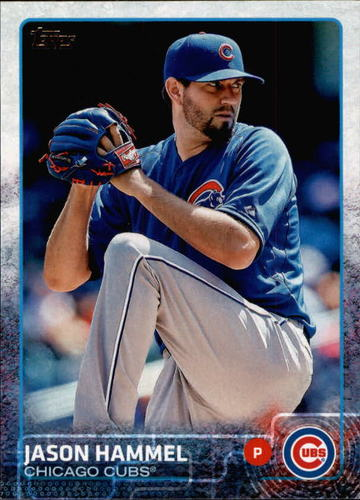 Photo of 2015 Topps #579 Jason Hammel