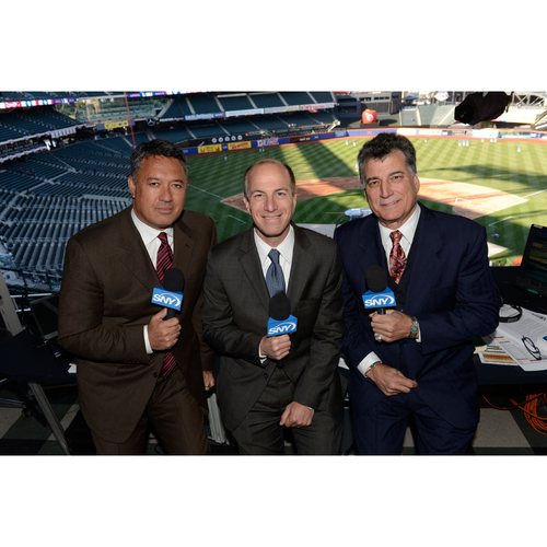 Photo of Amazin' Auction: Meet Gary, Keith and Ron in the SNY Booth  - Lot # 27
