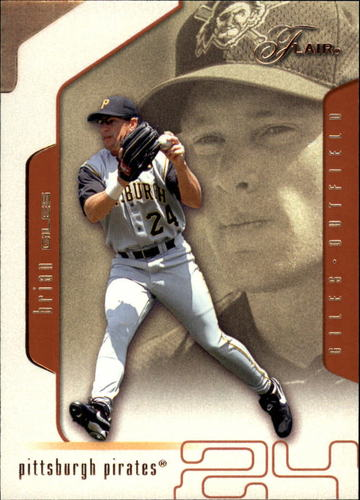 Photo of 2002 Flair #76 Brian Giles