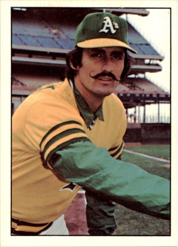 Photo of 1976 SSPC #480 Rollie Fingers