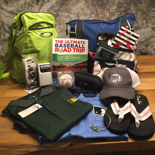 "Photo of UMPS CARE AUCTION: MLB Umpire Mark Carlson ""His and Hers"" Gift Box"