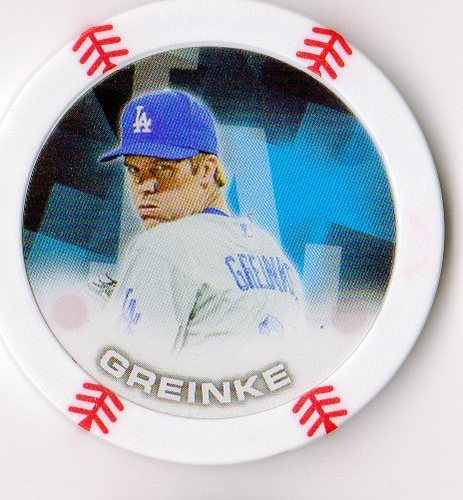 Photo of 2014 Topps Chipz #35 Zack Greinke