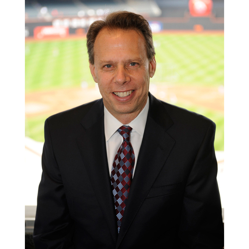 Photo of Amazin' Auction: Meet Howie Rose and Josh Lewin in the WOR Mets Radio Booth  - Lot # 28