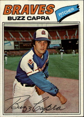 Photo of 1977 Topps #432 Buzz Capra