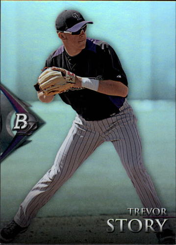 Photo of 2014 Bowman Platinum Prospects #BPP83 Trevor Story