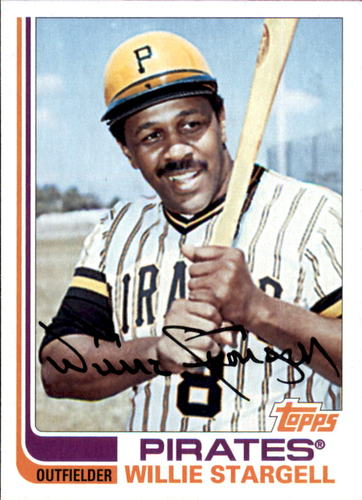 Photo of 2017 Topps Archives #122 Willie Stargell