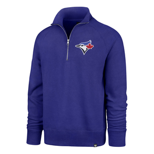 Toronto Blue Jays Headline 1/4 Zip by '47 Brand
