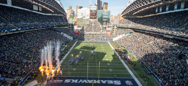 SEATTLE SEAHAWKS GAME: 12/10 SEATTLE VS. MINNESOTA (4 DELTA SUITE TICKETS) - PACKA...