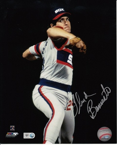 Photo of Floyd Bannister Autographed 8x10