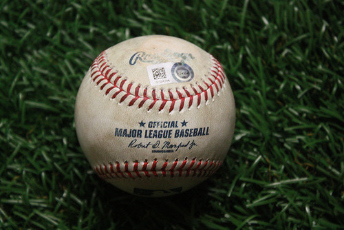 Photo of Buy Now: Game-Used Baseball from Chris Archer Setting Rays Franchise Record For Strikeouts In a Single Season