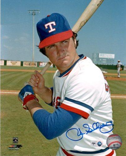 Photo of Jim Sundberg Autographed 8x10