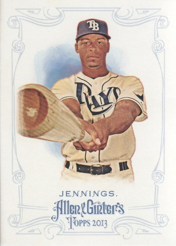 Photo of 2013 Topps Allen and Ginter #39 Desmond Jennings