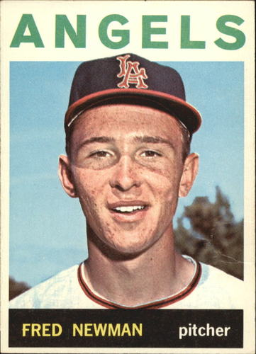Photo of 1964 Topps #569 Fred Newman