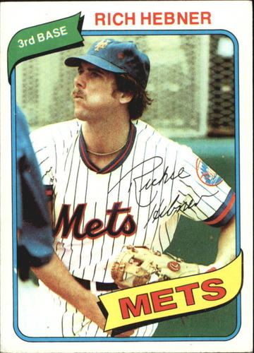 Photo of 1980 Topps #331 Richie Hebner