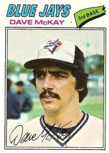 Photo of 1977 Topps #377 Dave McKay