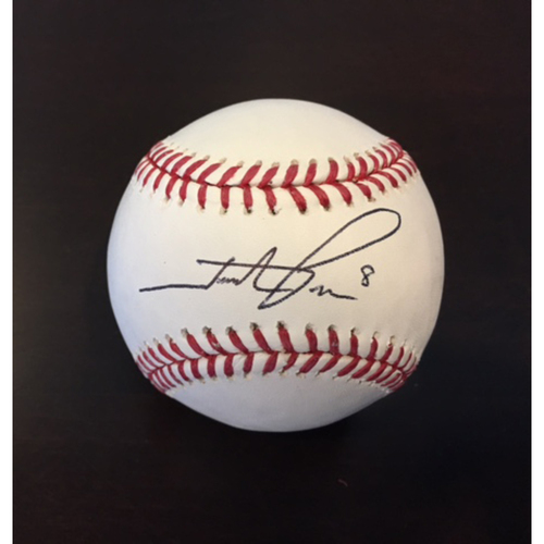 Photo of GCF MLB Playoff Auction: Hunter Pence Autographed Baseball