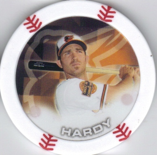 Photo of 2014 Topps Chipz #40 J.J. Hardy