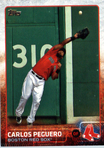 Photo of 2015 Topps Update #US216 Carlos Peguero