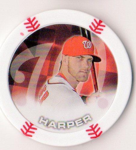 Photo of 2014 Topps Chipz #41 Bryce Harper