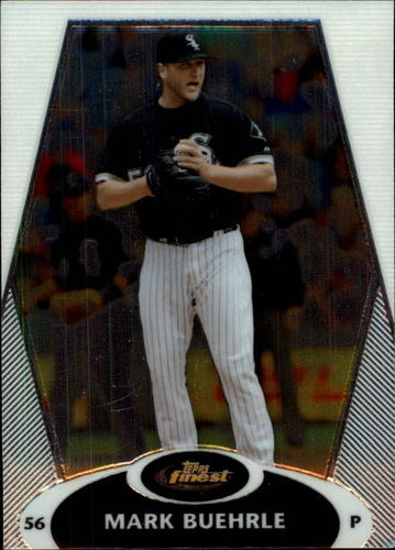 Photo of 2008 Finest #92 Mark Buehrle