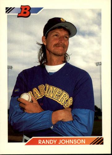 Photo of 1992 Bowman #178 Randy Johnson