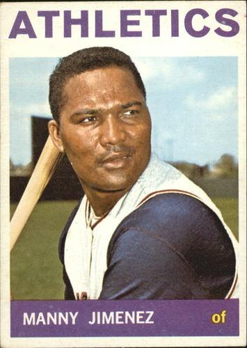 Photo of 1964 Topps #574 Manny Jimenez