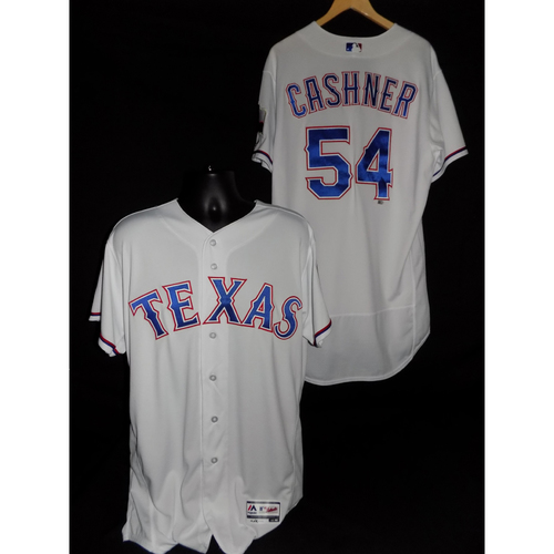 Photo of Andrew Cashner Team-Issued Home Jersey - Size 46