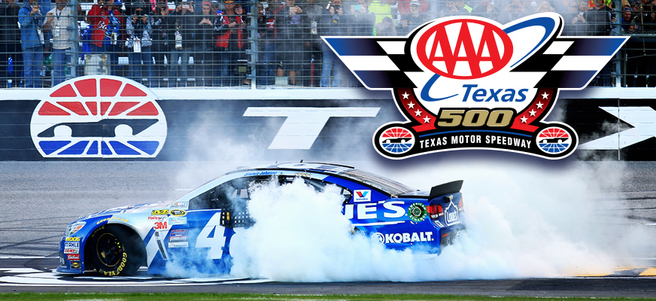 NASCAR EXPERIENCE AT TEXAS MOTOR SPEEDWAY - PACKAGE 4 of 6